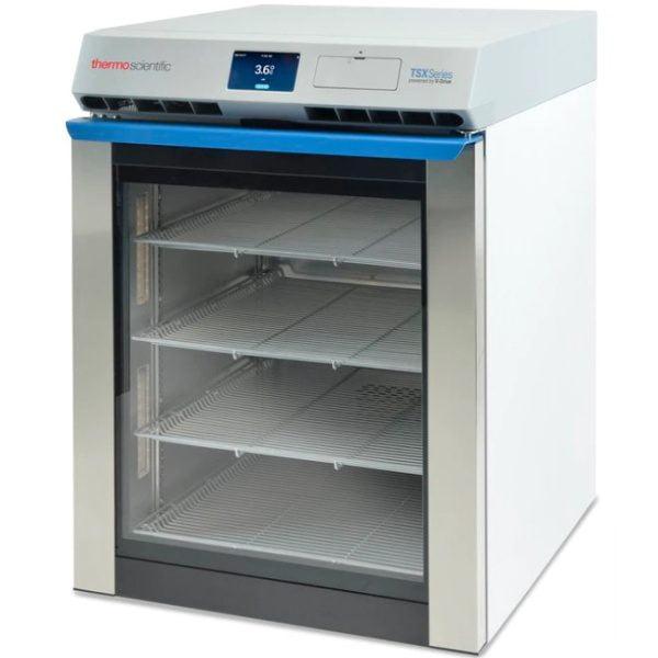 Imagem Refrigerador Compacto 3 a 7°C Série TSX Porta de Vidro
